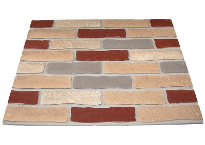 Rustic Brick Effect